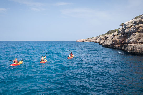 Kayak Tours Ibiza & Formentera